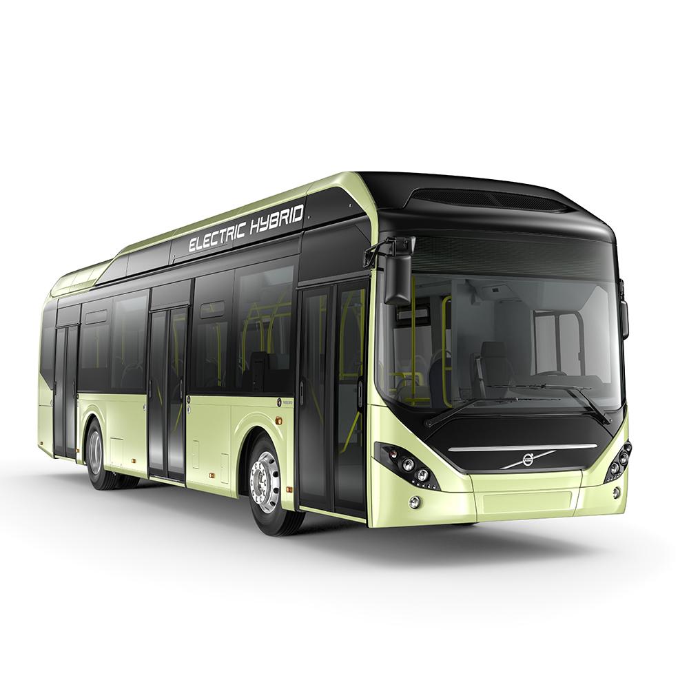 Volvo City bussen