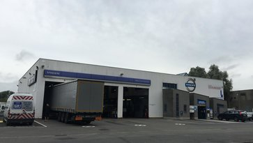 Mti mons truck industry for Garage volvo athis mons