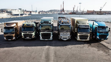 Camions d'occasion