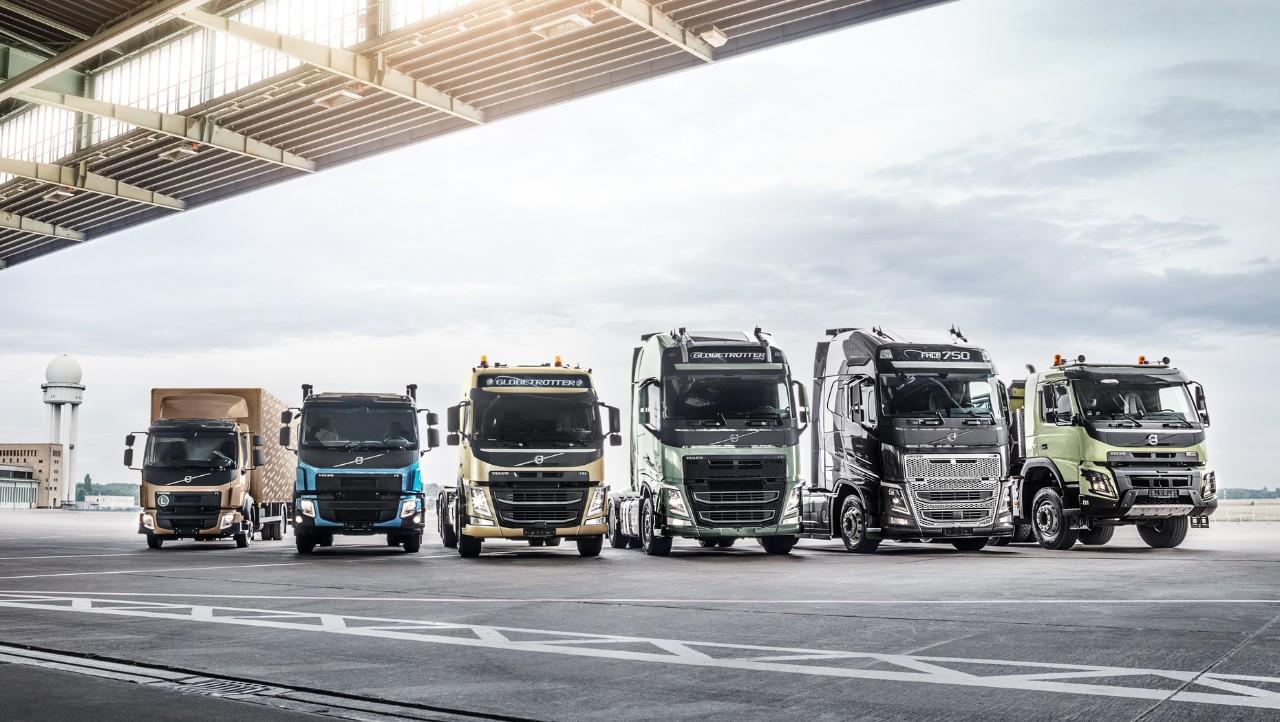 Volvo Trucks sociale media