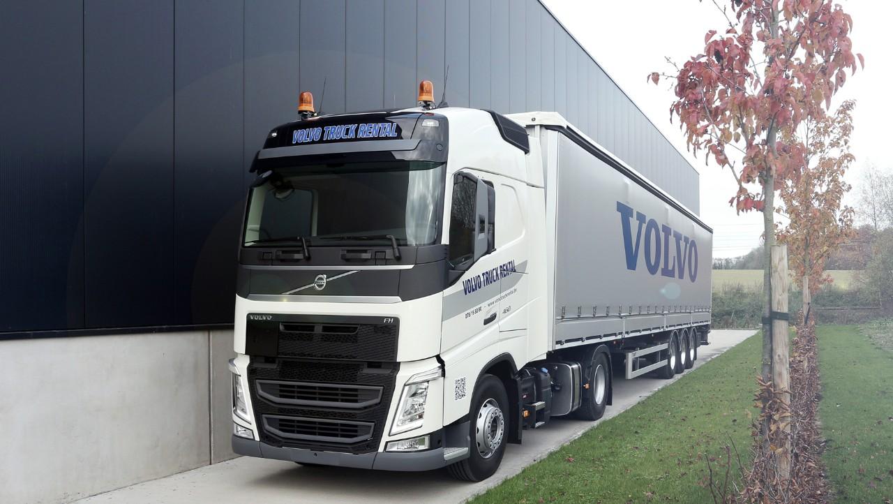 Découvrez la qualité d'un véhicule de location Volvo